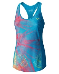 Multi Lotus Tank (Women)